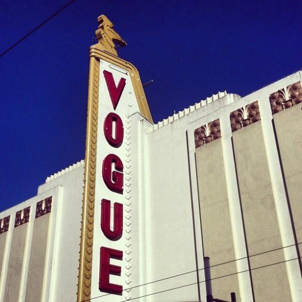 Vogue building Vancouver