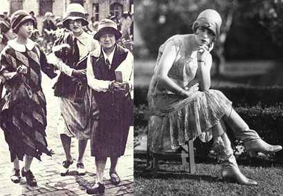 essays on flappers in the 1920s In the 1920's many women were known as flappers flappers were not the best role models for younger girls they were teenage girls who dared to venture beyond what was known then as forbidden pleasures the name flappers referred to the sound made by the unbuckled galoshes they wore.