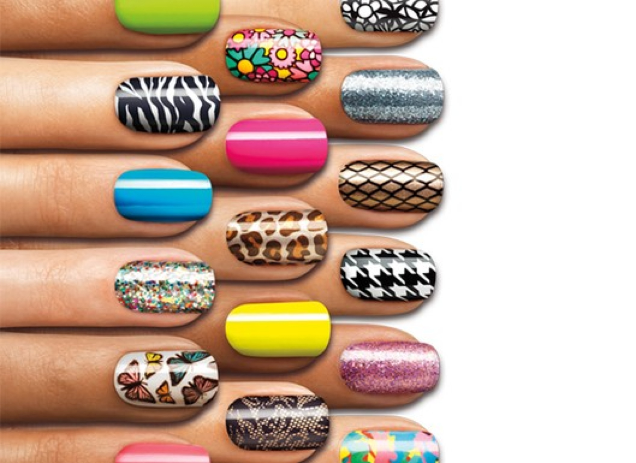 How To Apply Nail Foil Wraps#%