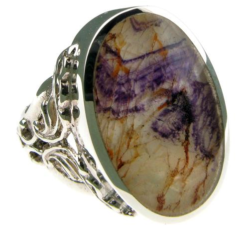 blue john Jewellery s