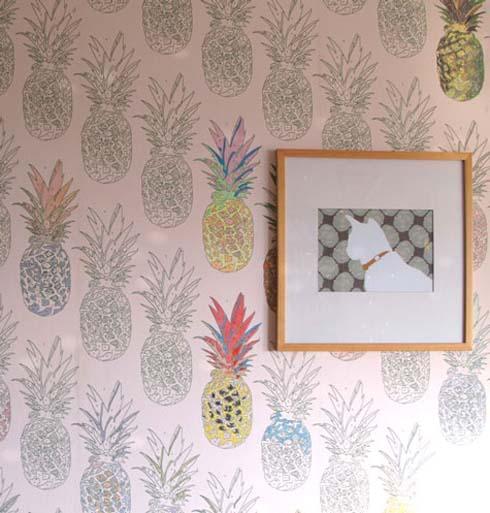 adelphi pineapple wallpaper - photo #7