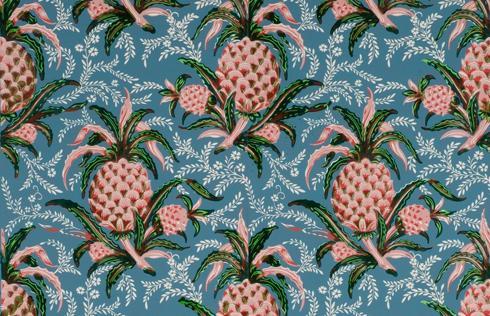 adelphi pineapple wallpaper - photo #2