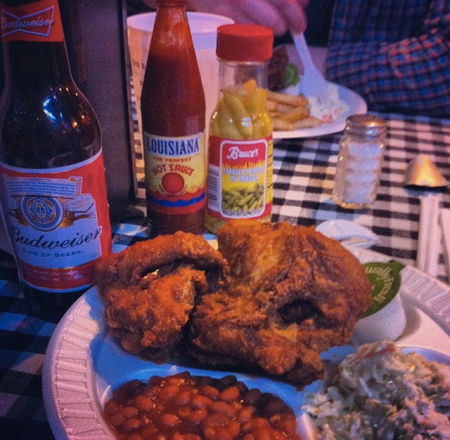 Gus's World Famous Fried Chicken, Memphis