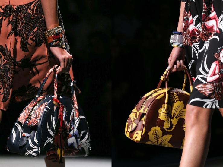 Prada SS14 Menswear - Aloha print 2