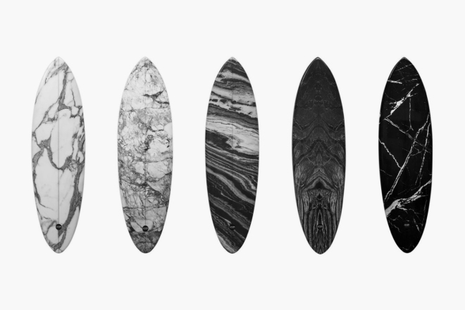 Alexander Wang x Hayden Shapes surfboards